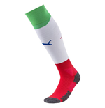 Calcetines Italia Fútbol 2018-2019 Away (Blanco)
