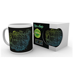 Rick y Morty Taza Wubba Lubba Dub-Dub heo Exclusive