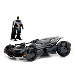 Justice League Vehículo 1/24 2017 Batmobile con Figura
