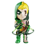 DC Comics Figura XXRAY Wave 6 Green Arrow 10 cm