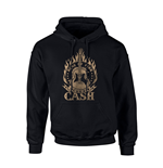 Sudadera Johnny Cash RING OF FIRE