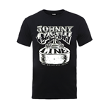 Camiseta Johnny Cash WALK THE LINE