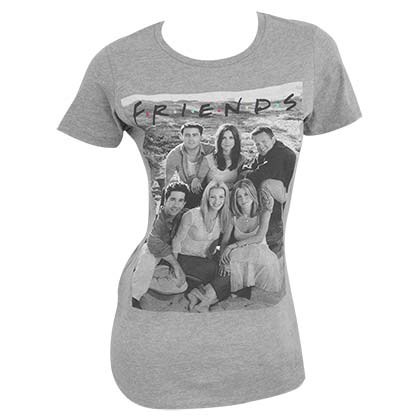 tan baratas 100% de satisfacción diseño exquisito Camiseta Friends de mujer