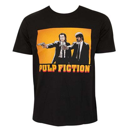 Camiseta Pulp fiction Guns