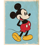 Póster Mickey Mouse 293837