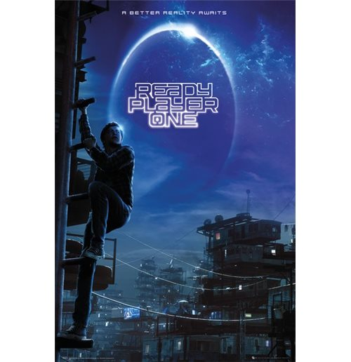 Póster Ready Player One 293844