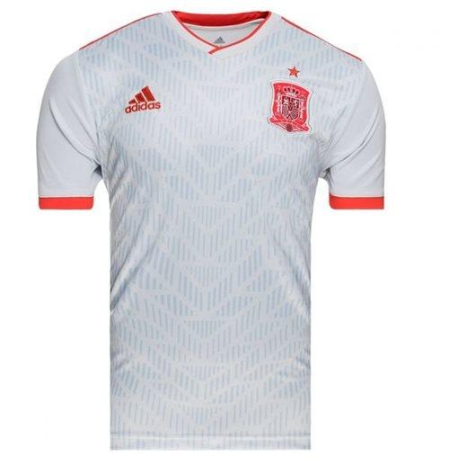 Compra Camiseta España Fútbol 2018-2019 Away Original 40706e6cb17f2