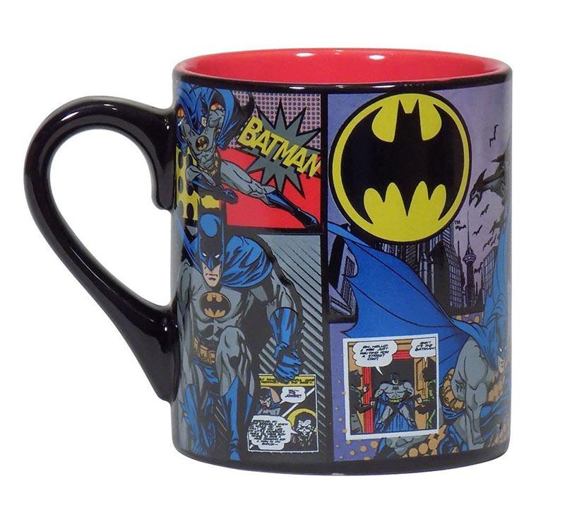 Taza Batman Original  Compra Online en Oferta aede30fbf0d7