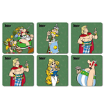 Asterix Pack de 6 Posavasos The Legionary
