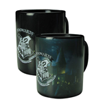 Harry Potter Taza sensitiva al calor Hogwarts