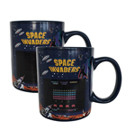 Space Invaders Taza sensitiva al calor