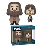 Harry Potter Pack de 2 VYNL Vinyl Figuras Hagrid & Harry 10 cm