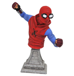 Spider-Man Homecoming Busto Homemade Spider-Man 15 cm