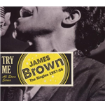 Vinilo James Brown - Try Me (Purple Vinyl) (Lp+Cd)