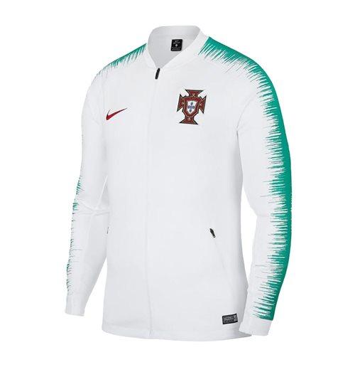 Compra Chaqueta Portugal Fútbol 2018-2019 (Blanco) Original ebca13b3e662d