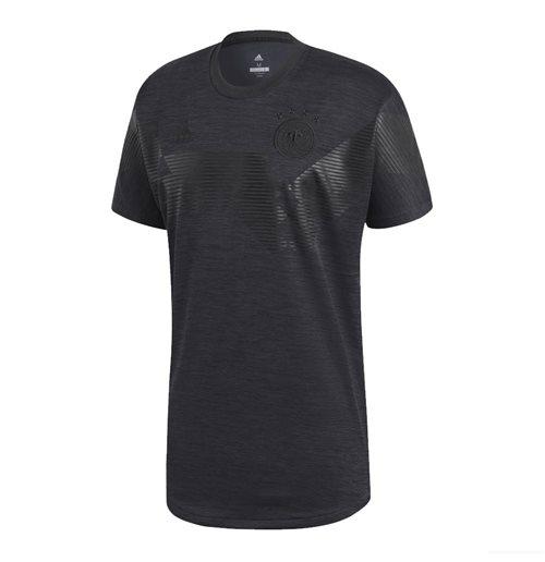 Compra Camiseta Alemania Fútbol 2018-2019 (Negro) Original 8f84c1ebd10ce