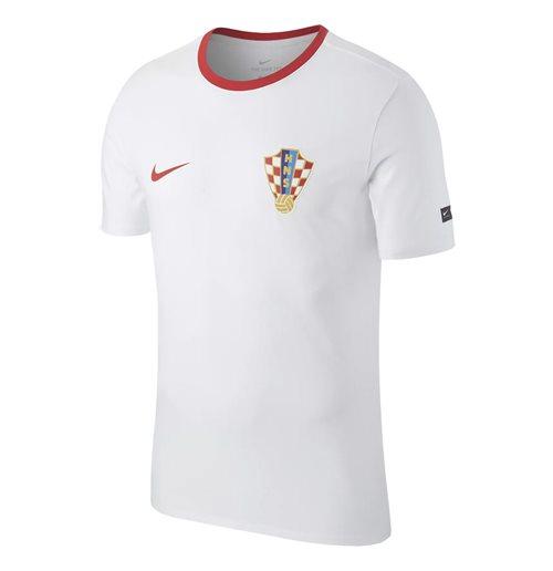 39e69ba7cbcef Compra Camiseta Croacia Crest 2018-2019 (Blanco) Original