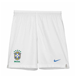 Shorts Brasil Fútbol 2018-2019 Away (Blanco)