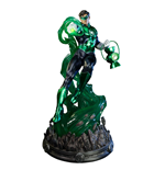 DC Comics New 52 Estatua 1/4 Green Lantern 57 cm