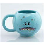 Rick & Morty Taza 3D Mr Meeseeks