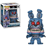 Five Nights at Freddy's The Twisted Ones POP! Books Vinyl Figura Twisted Bonnie 9 cm