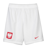 Shorts Polonia Fútbol 2018-2019 Home (Blanco)