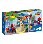 Lego y MegaBloks Spiderman 295503