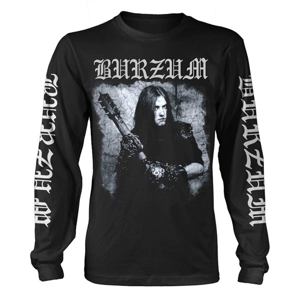 Camiseta manga larga Burzum ANTHOLOGY 2018