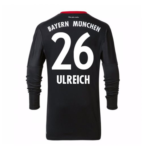 Camiseta Bayern de Munich 2017-2018 Home