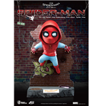 Spider-Man Homecoming Estatua Egg Attack Spider-Man 32 cm