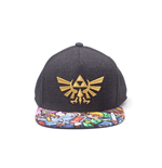 Gorra The Legend of Zelda - Black Woods Boys