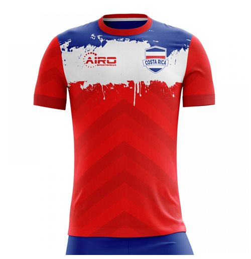 Camiseta Costa Rica Fútbol 2018-2019 Home