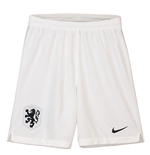 Shorts Holanda Fútbol 2018-2019 Home (Blanco)