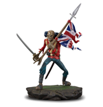 Iron Maiden Legacy of the Beast Figura PVC Trooper Eddie 10 cm