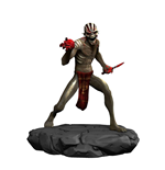 Iron Maiden Legacy of the Beast Figura PVC Shaman Eddie 10 cm
