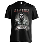 Camiseta Halloween Cereal Killer