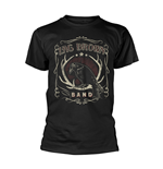Camiseta Zac Brown BLACK CROW