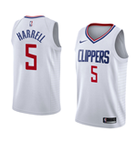 Camiseta Los Angeles Clippers Montrezl Harrell Nike Association Edition Réplica