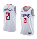 Camiseta Los Angeles Clippers Patrick Beverley Nike Association Edition Réplica