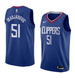 Camiseta Los Angeles Clippers Boban Marjanovic Nike Icon Edition Réplica