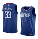 Camiseta Los Angeles Clippers Wesley Johnson Nike Icon Edition Réplica