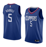 Camiseta Los Angeles Clippers Montrezl Harrell Nike Icon Edition Réplica