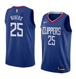 Camiseta Los Angeles Clippers Austin Rivers Nike Icon Edition Réplica