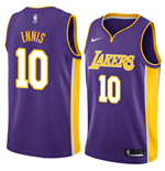Camiseta Los Angeles Lakers Tyler Ennis Nike Statement Edition Réplica