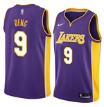 Camiseta Los Angeles Lakers Luol Deng Nike Statement Edition Réplica