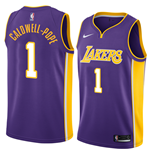 Camiseta Los Angeles Lakers Kentavious Caldwell-Pope Nike Statement Edition Réplica