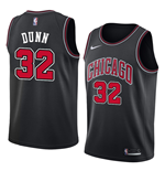 Camiseta Chicago Bulls Kris Dunn Nike Statement Edition Réplica