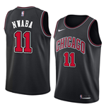 Camiseta Chicago Bulls David Nwaba Nike Statement Edition Réplica