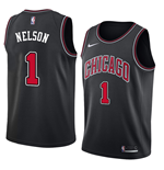 Camiseta Chicago Bulls Jameer Nelson Nike Statement Edition Réplica