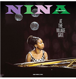 Vinilo Nina Simone - At The Village Gate (Purple Vinyl 180G)